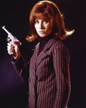 Stefanie Powers The Girl From U.N.C.L.E. April Dancer