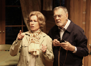 Stefanie Powers On Golden Pond