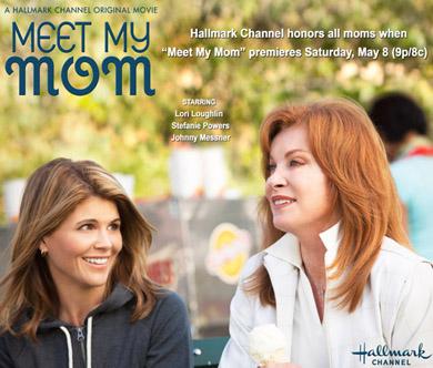 meet my mom hallmark online promo