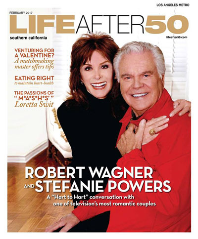 Stefanie Poweres Robert Wagner Life After 50