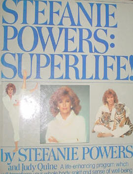 Stefane Powers: Superlife! Book